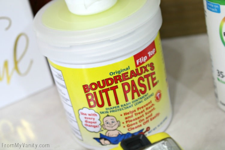 that is a HUGE tub of Butte Paste!