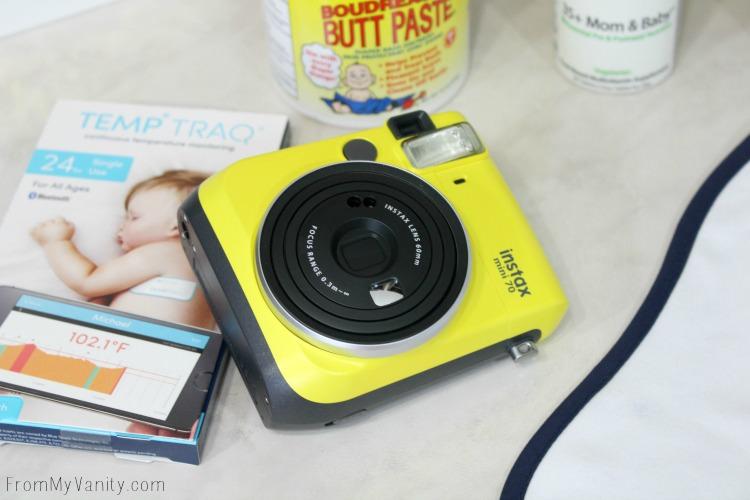 Camera's like the FUJIFILM's INSTAX Mini 70 are in style again!