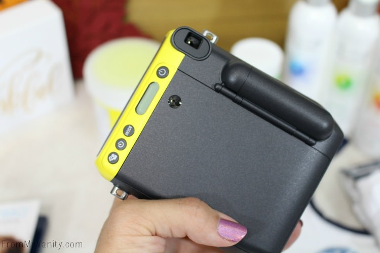 FUJIFILM's INSTAX Mini 70 camera!