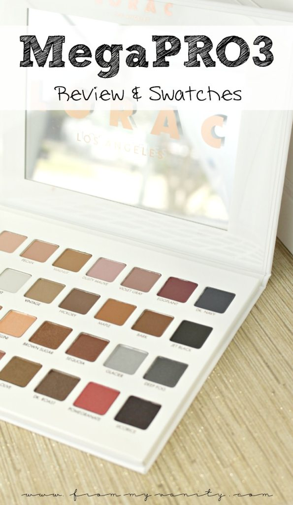 This post totally breaks down the good and bad in the LORAC Mega PRO 3 palette and gets down to the nitty gritty. Must read!