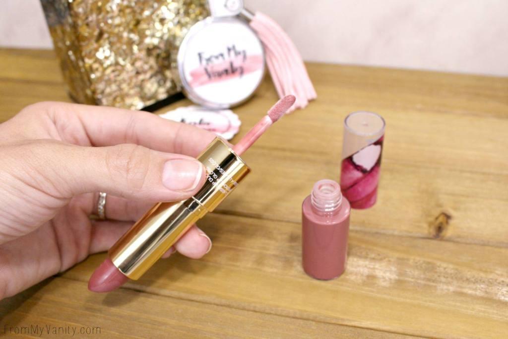 Colour Prevails Lipstick / Lip Gloss duo