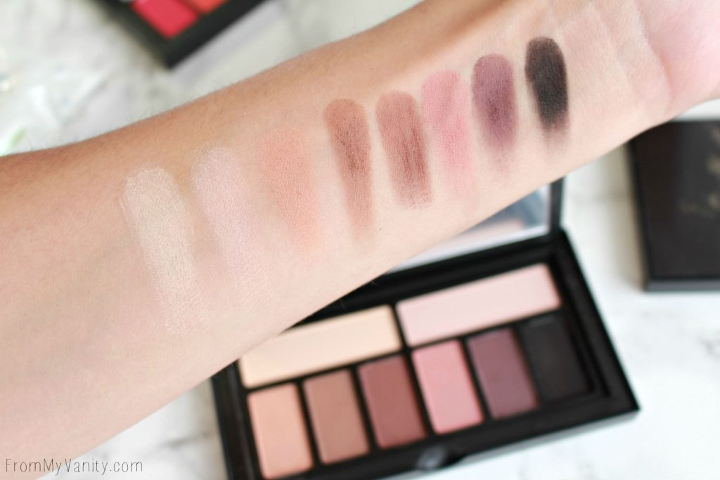 Smashbox Cover Shot Palette Collection | Matte | Swatches