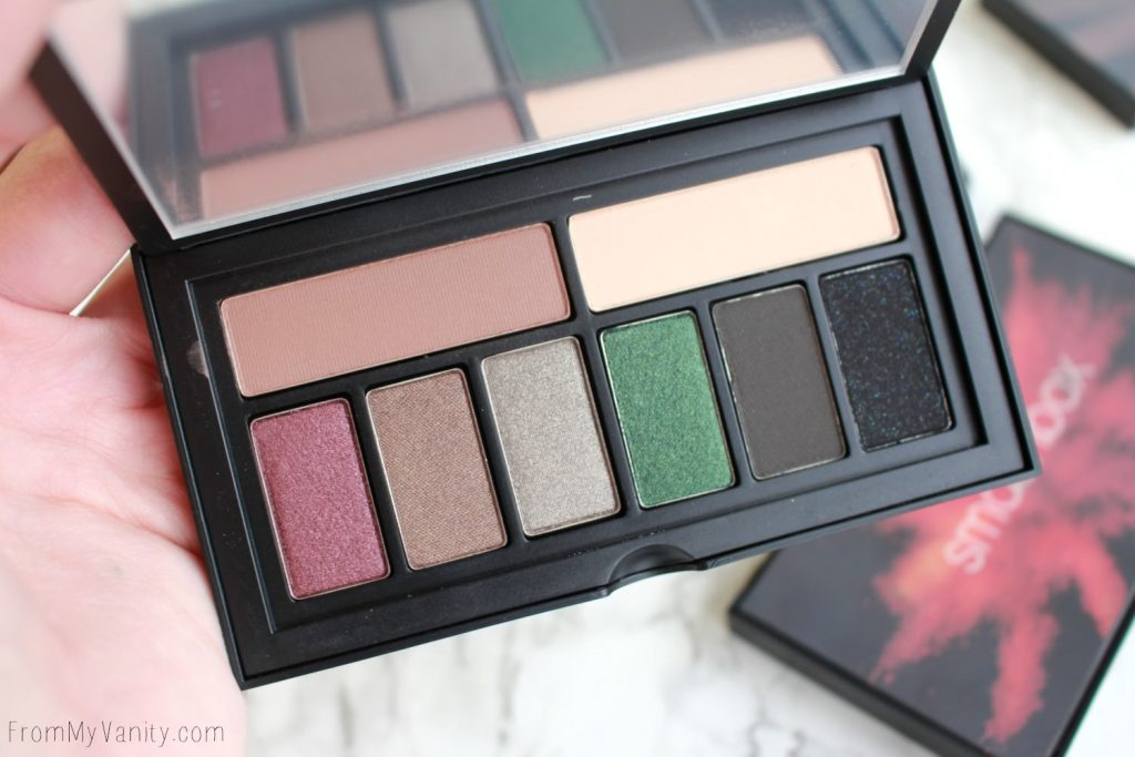 Smashbox Cover Shot Palette Collection | Smoky