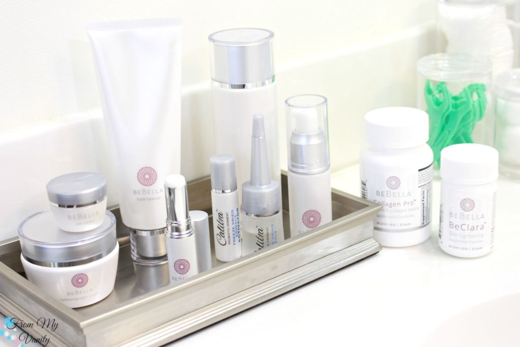 BeBella | the World's First Dual Process Probiotic Skincare System!