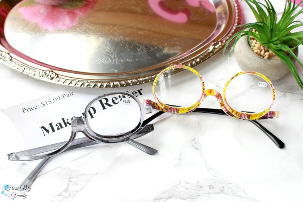 Makeup Readers  The Answer for People who Wear Glasses?   GIVEAWAY
