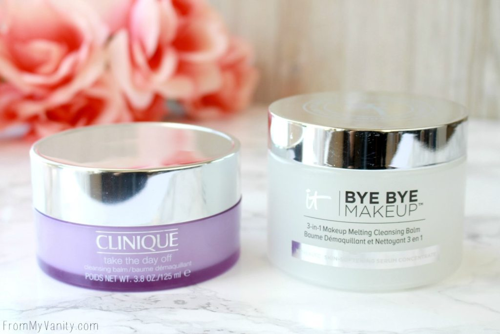 Clinique Take the Day Off vs IT Cosmetics Bye Bye Makeup   Which is Better?