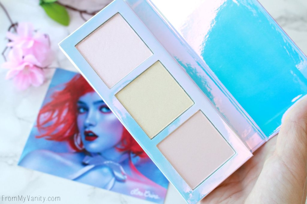 Lime Crime Hi-Lite Opals Palette | Review & Swatches | Gorgeous Packaging!