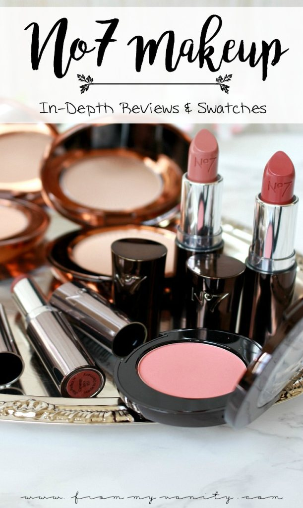No7 Makeup | In-Depth Reviews & Swatches | What's Worth the Price? | No 7 Recommendations