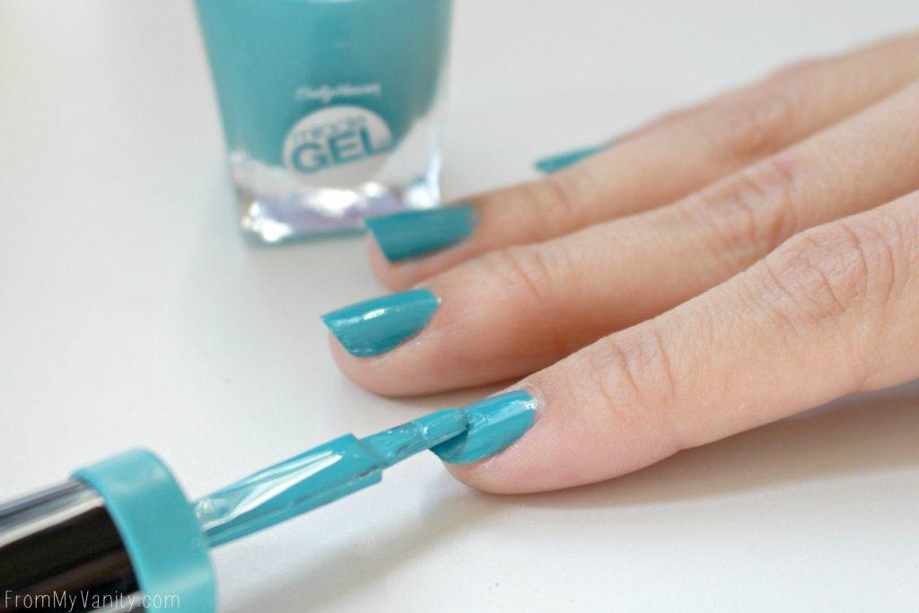 Easy Dotticure Nail Art   Tutorial   Step 3