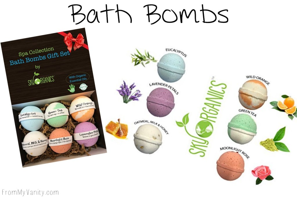 5 Last Minute Mother's Day Gift Ideas | For All the Tardy Daughters Out There | Bath Bombs