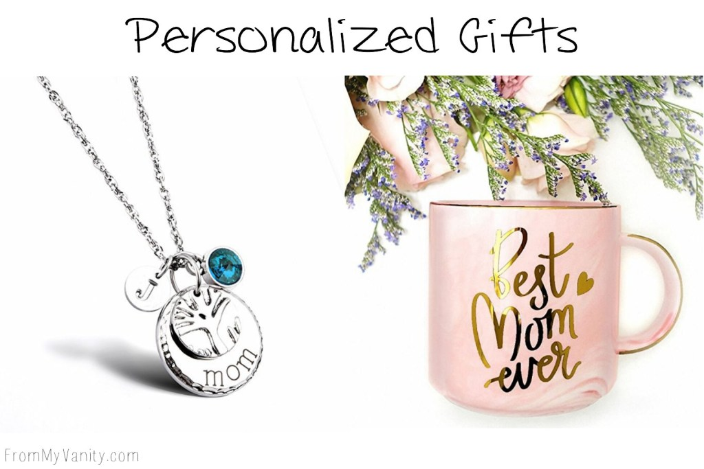 5 Last Minute Mother's Day Gift Ideas | For All the Tardy Daughters Out There | Personalized Gifts