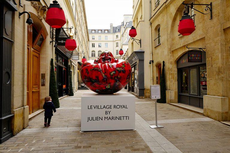 Buddha de Julien Marinetti