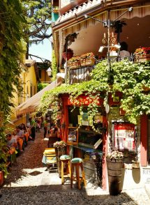 Ruelle de Bellagio Lombardie