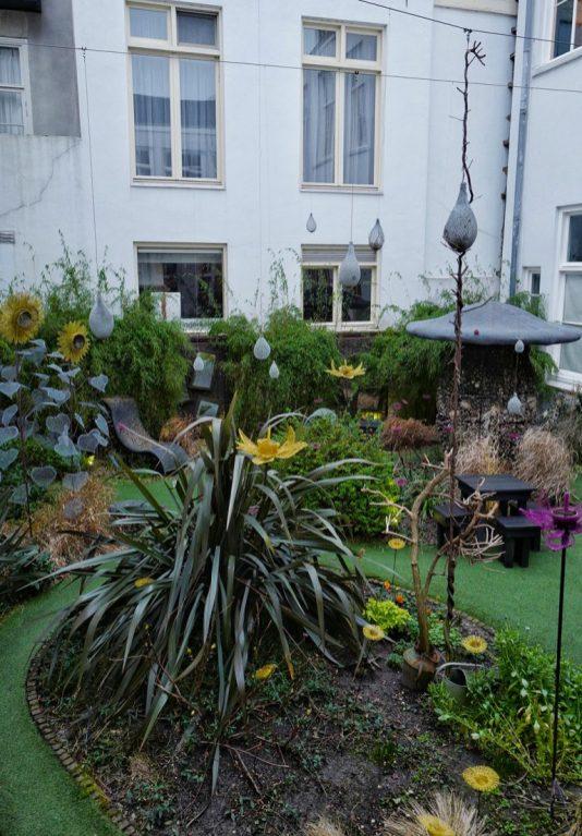 Jardin au Droog Amsterdam