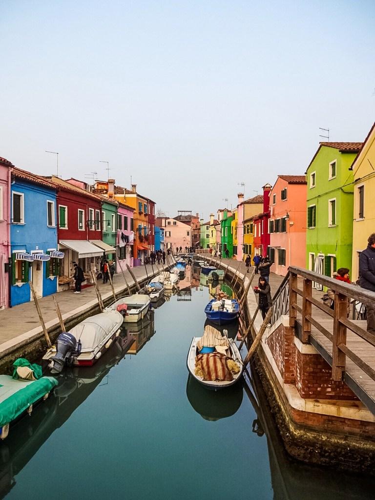 Burano Venice island