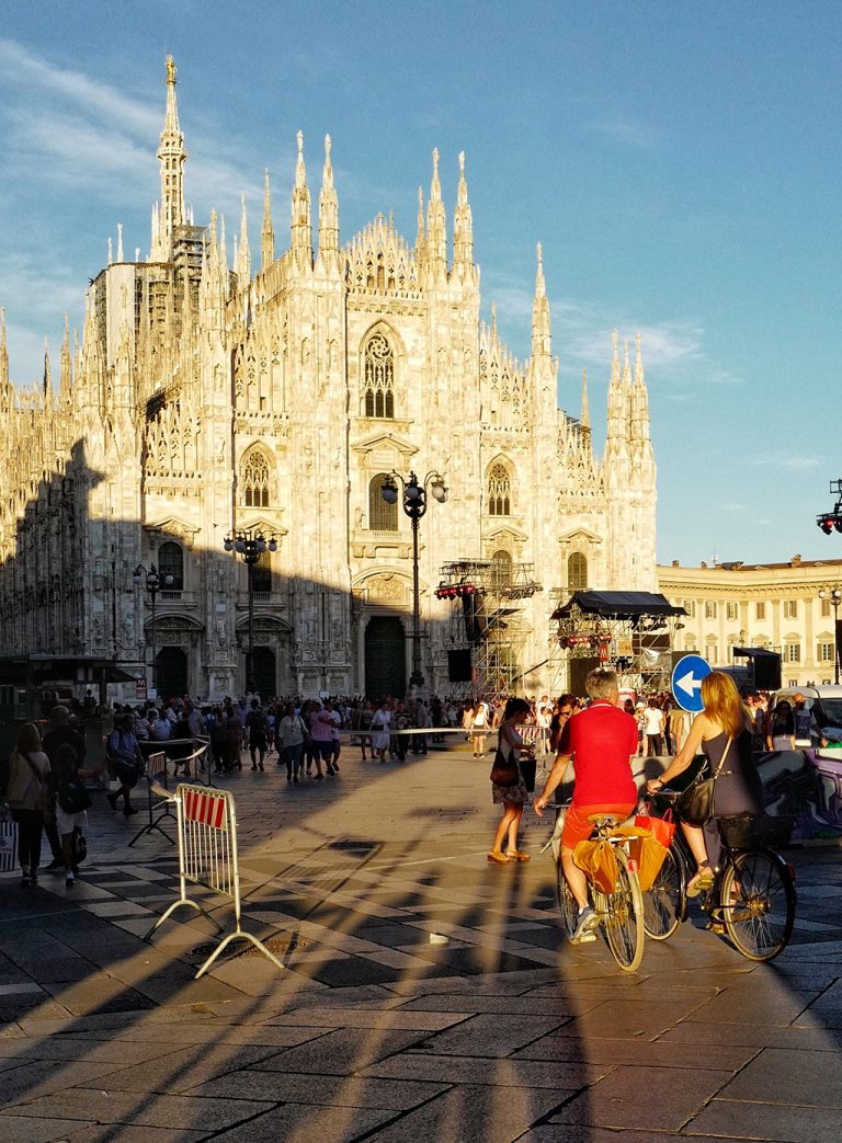Place du Duomo Milan