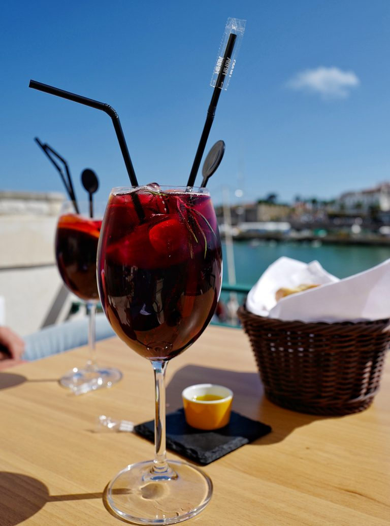 La Rerserva restaurant Cascais Portugal