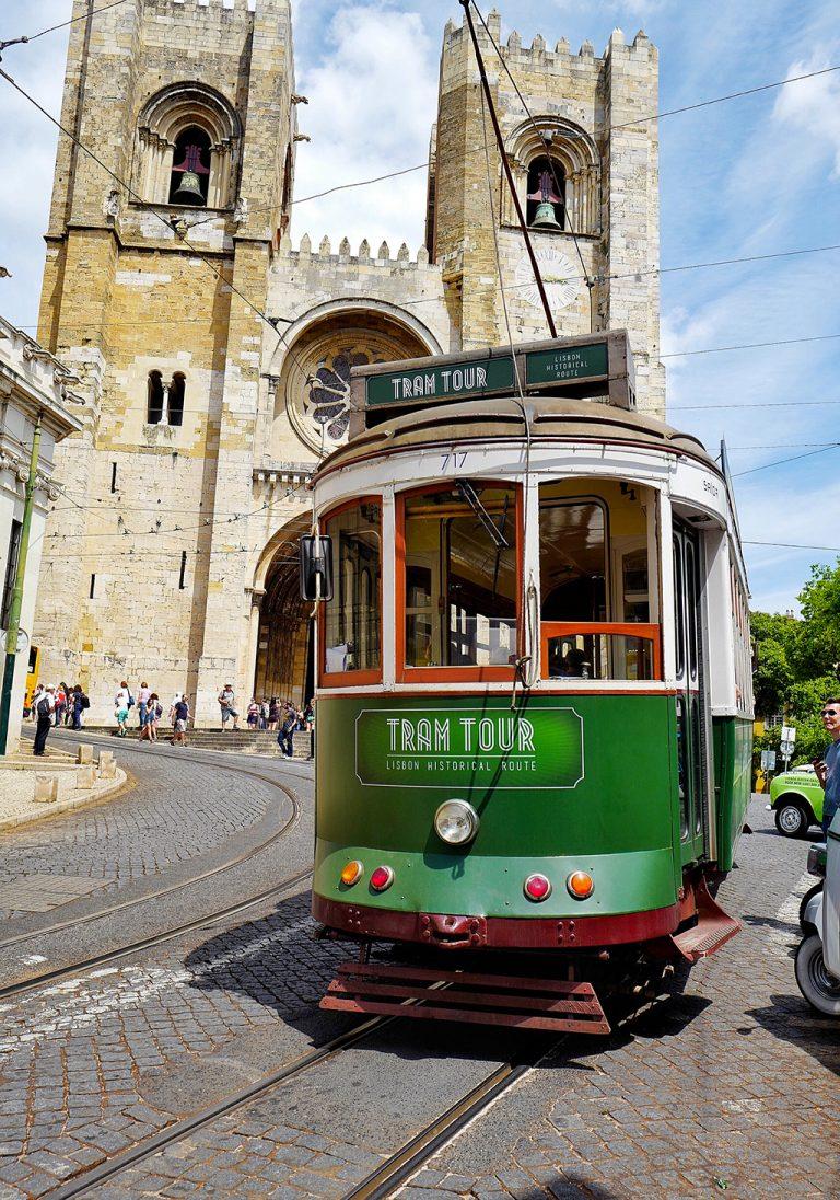 Cathedral La Sé Lisbon