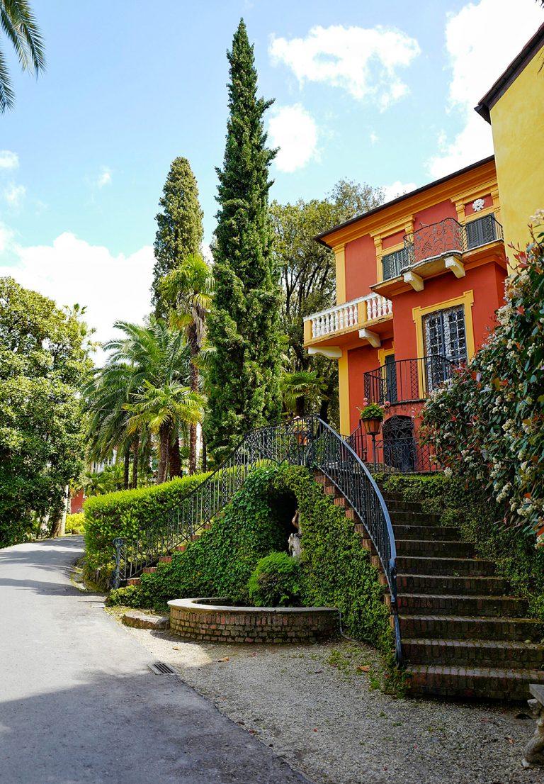 Villa Durazzo Santa Margherita Ligurie
