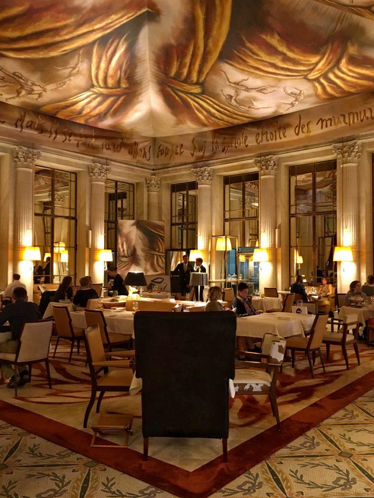 Le Dali à l'hôtel Le Meurice Paris