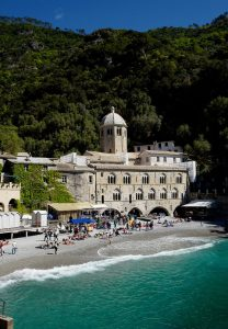 San Fruttuoso Abbey Italy