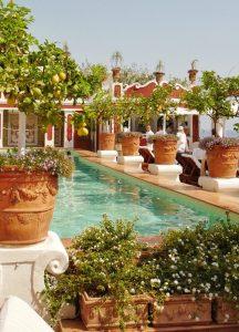 Le Sirenuse hotel Positano, Italy