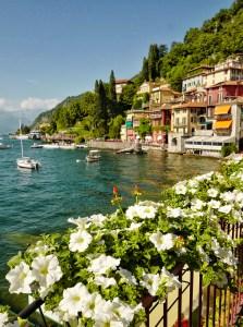 Port de Varenna Lombardie