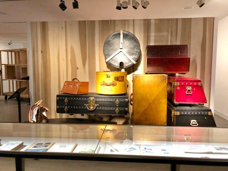 Car trunks Louis Vuitton