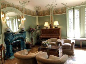 Salon de la maison à Asnières Louis Vuitton