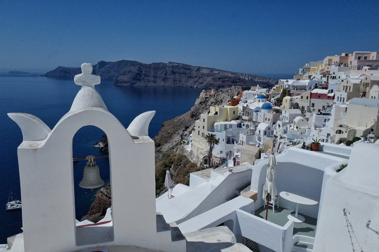 Chapel at Oia, Greece