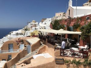 Kastro, Oia, Greece
