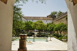 Gardens of the Alcazar of Cordoba