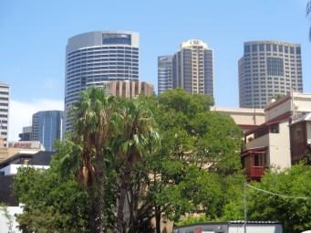Vue de Sydney depuis Circular Quay