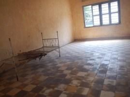 Une salle d'interrogatoire