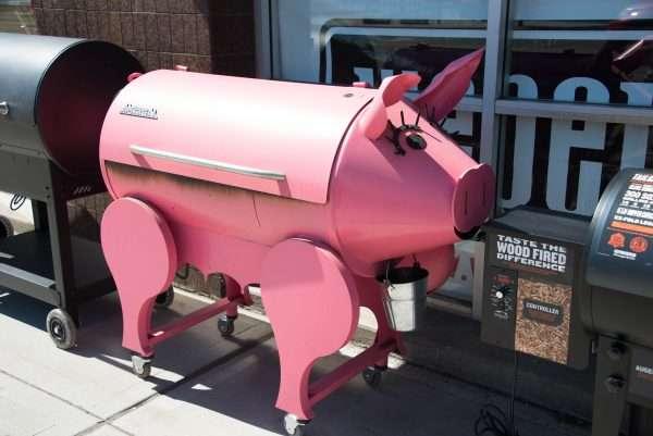 Yakima Pig BBQ