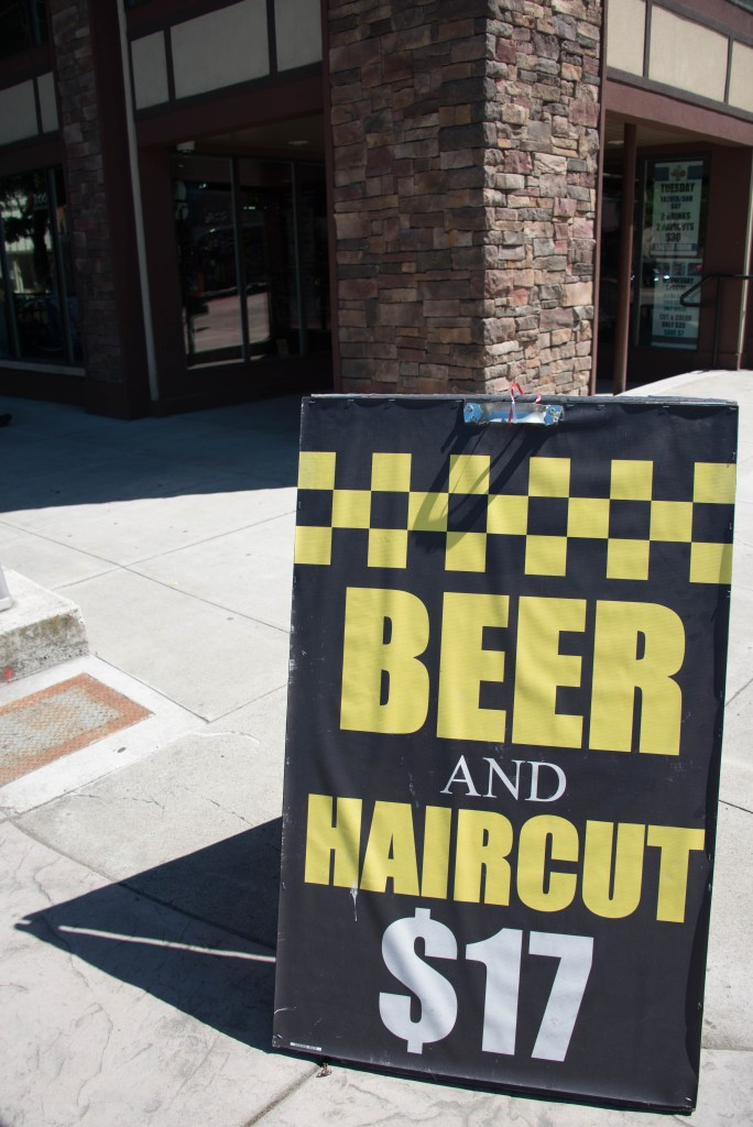 Beer & Haircut