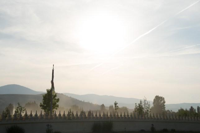 1,000 Buddhas Awesome Shot