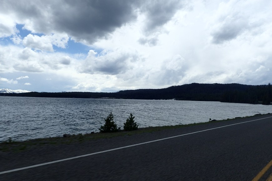 Lake Yellowstone