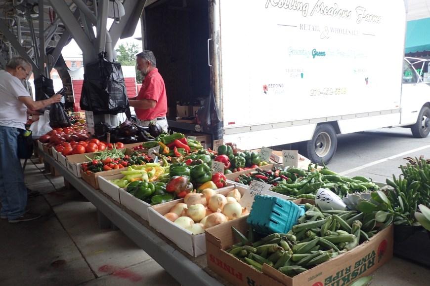 Roanoke Farmer's Market