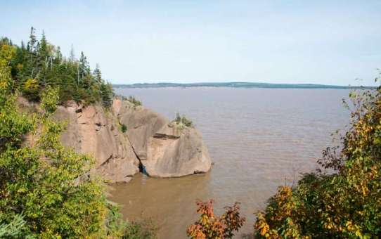 Withsanding, the Test of Tide – Hopewell Rocks