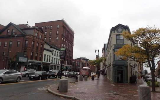 Over a Third of Maine Lives Here – Portland