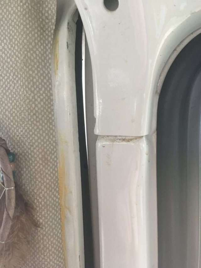 Fixing the Vanagon Sliding Door