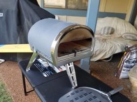 Preheating the Roccbox