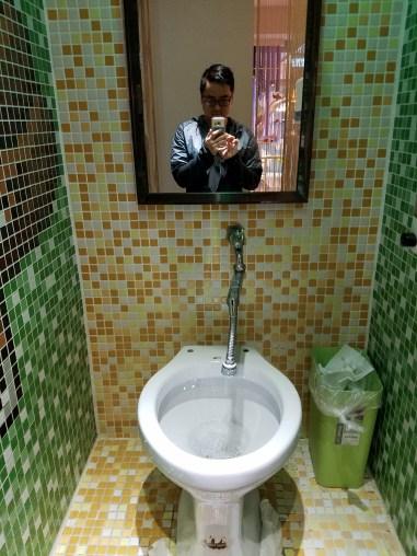 Modern Toilet Bathroom Sink