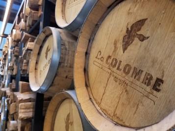 La Colombe Coffee Barrels