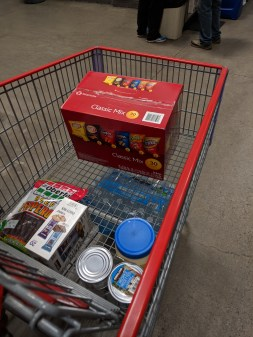 Costco run!