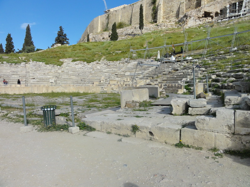 Akropolis Dionysos Theater