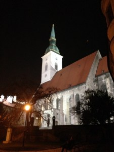 cathedral of Saint Martin - highlights in Bratislava