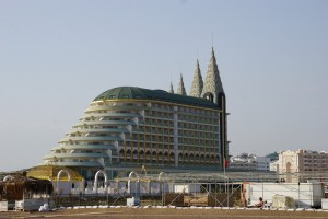 Delphin Imperial hotel mile Lara