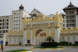 hotel mile Lara Mardan Palace